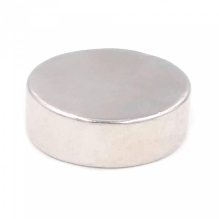 Магнит неодимовый дисковый 30x10мм N35 сильный