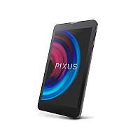 "Планшетный ПК Pixus Touch 7 3G HD 16GB Dual Sim Black; 6.95"" (1280x720) IPS / MediaTek МТ8321 / ОЗУ 1 ГБ / 16 ГБ встроенной + microSD до 64 ГБ /"