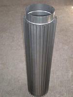 Дымовая труба-радиатор для каминов