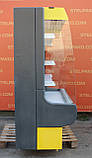 Холодильный регал «Росс Modena ВПХ-Г» 2.0 м. (Украина), LED - подсветка, Б/у, фото 5