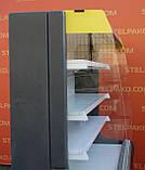 Холодильный регал «Росс Modena ВПХ-Г» 2.0 м. (Украина), LED - подсветка, Б/у, фото 8