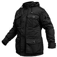 Куртка тактическая зимняя  RAPTOR - 3 Черная
