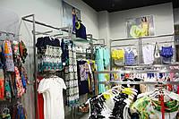 Торговая мебель для магазина женской одежды на заказ