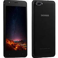 Смартфон Doogee X20 L 2/16Gb Black (Двойная камера 5Мп+5Мп)
