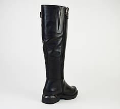 Сапоги кожаные шерсть Marco 1340, фото 2