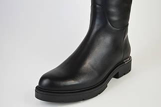 Сапоги кожаные шерсть Marco 1340, фото 3