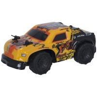 Машинка на радиоуправлении RACE TIN Car in a Box Желтая (YW253106)