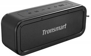 Портативная акустика Tronsmart Element Force+ Waterproof Portable Bluetooth Speaker Black
