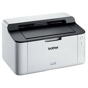 Принтер A4 Brother HL-1110R (HL1110R1), фото 2