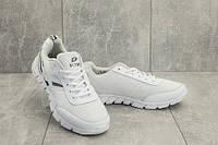Кроссовки мужские A 718 -7 (Ditof) белые (текстиль, весна/осень) b-