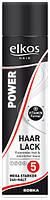 Лак для волосся Elkos Hair Haar Spray Power Сверхсильная фіксація - 400 мл.