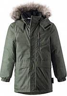 Куртка Lassie by Reima зелёная для мальчика