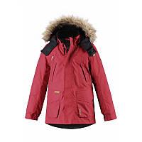 Красная куртка-пуховик Reimatec+ Serkku