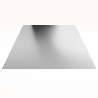 Профнастил Лист 0,45 (до 50 м2) 1250 Цинк
