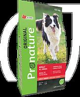 Корм Пронатюр Оріджинал Pronature Lamb Peas&Barley для собак з ягням, горохом і ячменем 2.27 кг