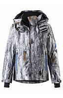 Серая куртка Wheeler для мальчика Reima