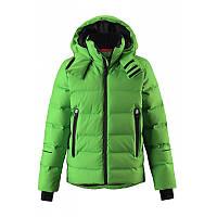 Зеленая куртка-пуховик для мальчика Reimatec+ Active Wakeup