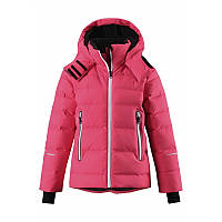 Розовая куртка-пуховик для девочки Reimatec+ Active Waken