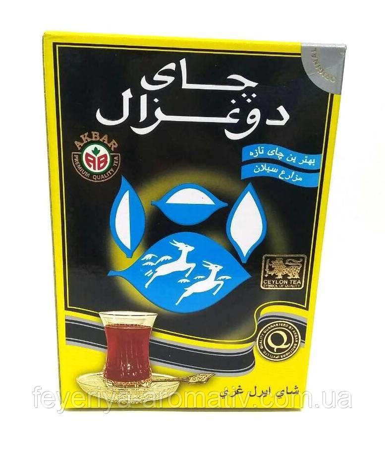 Супер цейлонский earl grey чай Do Ghazal tea, 100гр (Германия)