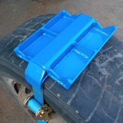 Антипробуксовочное устройство для грузовых автомобилей