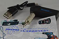 Ресивер для автомобиля Bluetooth (Адаптер auxс аудио выходом 3.5 мм), фото 5