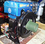 Дизельный двигатель ДД1100ВЭ (15 л.с.), фото 2