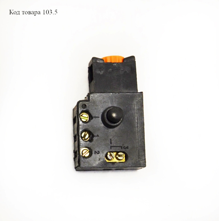 Кнопка FA2-3.5/1BEK для дрели 3.5А