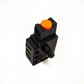 Кнопка FA2-3.5/1BEK для дрели 3.5А, фото 2