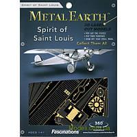 "3D Пазл, серия: Транспорт ""Самолет Spirit of Saint Louis"""