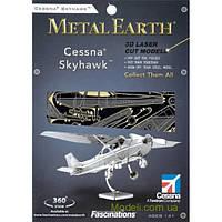 "3D Пазл, серия: Транспорт ""Самолет Cessna 172"""