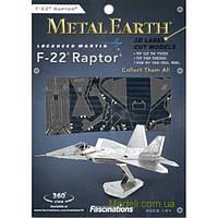 """3D Пазл, серия: Транспорт """"Самолет F-22 Raptor"""""""