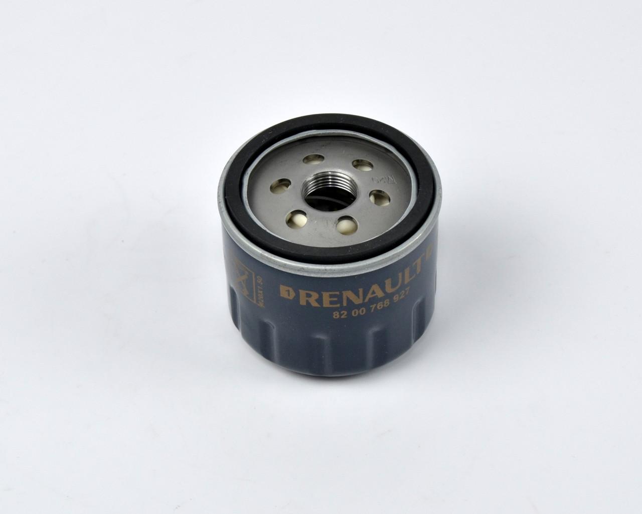 Фільтр масла на Renault Megane III - Renault (Оригінал) - 8200768927