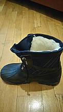 Ботинки зимние непромокаемые на меху, 42 р и др., на выбор