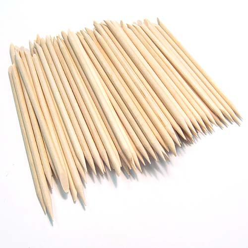Апельсиновые палочки для маникюра (11 см 100 шт) QAP-1500