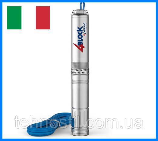 Скважинный насос Pedrollo 4BLOCKm 6/6 (9.0 м³, 40 м, 0.75 кВт)