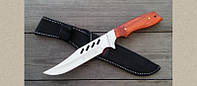 Нож нескладной Columbia  + чехол, фото 1