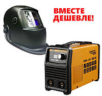 Сварочный инвертор Kaiser MMA-280 HOME LINE + Маска Хамелеон Forte МС-3500E