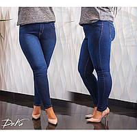 """Женские джинсы больших размеров """"Стрейч"""" SK House, фото 1"""