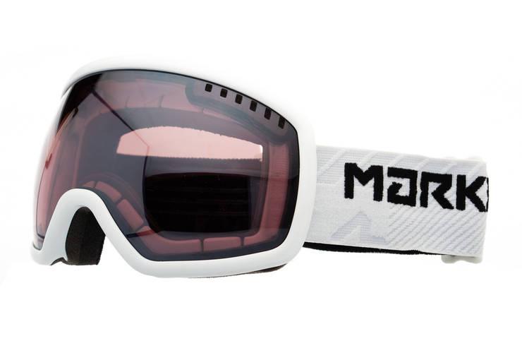 Маска гірськолижна Marker Big Picture Surround Mirror L White, фото 2
