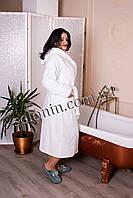 Халат махровый женский., фото 1