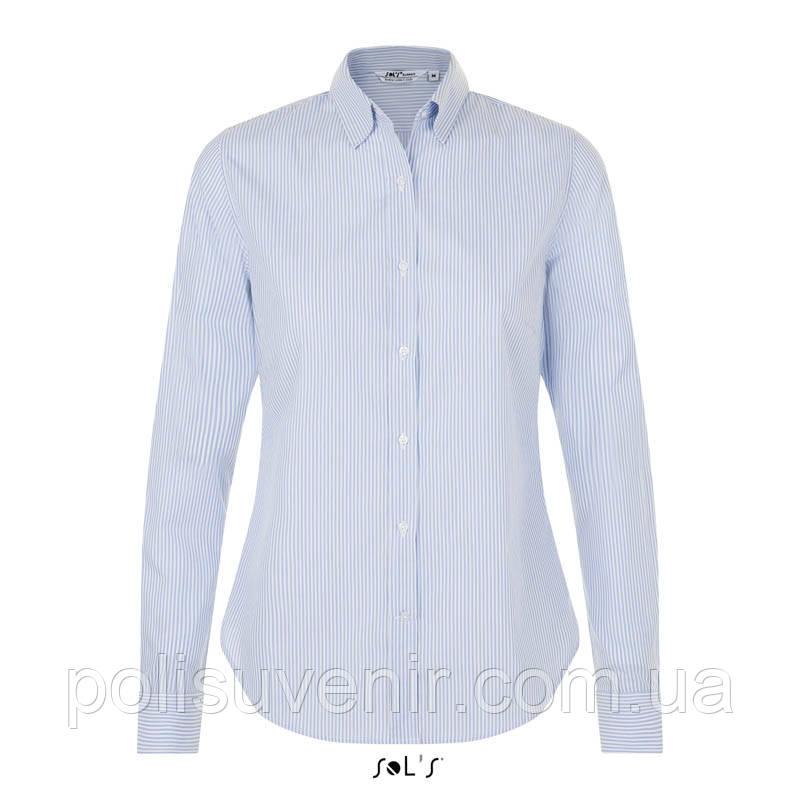 Жіноча сорочка в смужку