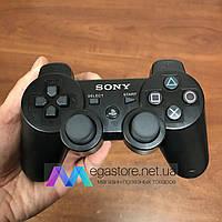 Джойстик контроллер геймпад для Sony PlayStation 3 DualShock Беспроводной ps3 bluetooth пс3 черный
