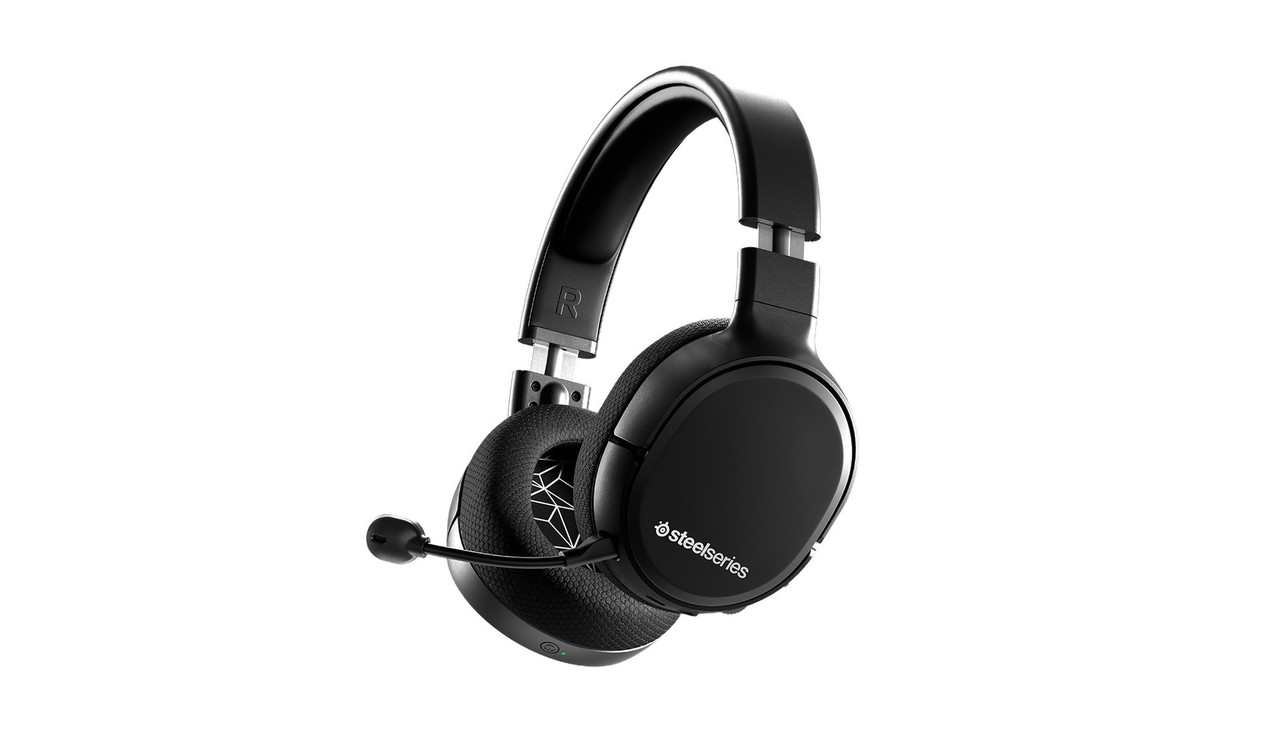 Гарнитура SteelSeries Arctis 1 Wireless Black (61512)
