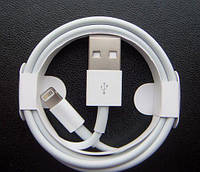 USB lightning лайтинг кабель шнур Apple iPhone 5/SE/6s/7/8Plus+/Х/Xs/Xs max/11/11 pro max (USA) 1м