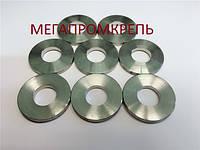 Шайба М10 для фланцевых соединений нержавеющая ГОСТ 9065-75