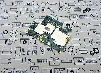 Материнская плата Asus Max Pro ZB602KL 4\128Gb оригинал с разборки