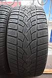 Шины б/у 225/45 R17 Dunlop SP Winter Sport 3D, ЗИМА, пара, фото 3