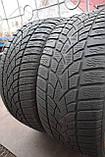 Шины б/у 225/45 R17 Dunlop SP Winter Sport 3D, ЗИМА, пара, фото 7