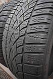 Шины б/у 225/45 R17 Dunlop SP Winter Sport 3D, ЗИМА, пара, фото 8