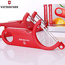 Нож для чистки овощей Victorinox, красный 7.6073, фото 4